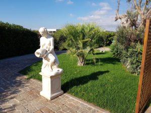 Statua arredo giardino